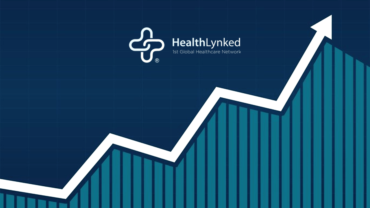 HealthLynked Reports Fourth Consecutive Quarter of Record Year-over-year Revenue Growth of 188% and 14% Sequential Quarterly Revenue Growth