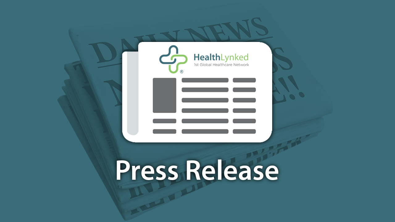 HealthLynked Press Release
